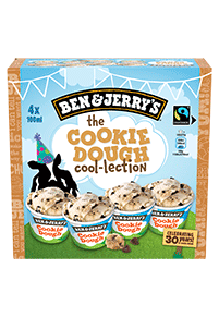 The Cookie Dough Cool-lection Single Serve