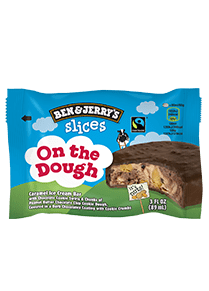 On The Dough Original Ice Cream
