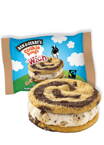 Cookie Dough 'Wich Wich